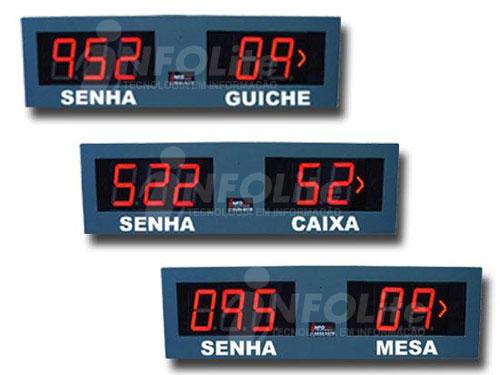 a953710035e Infolite - Painéis Eletronicos - Sistemas de Atendimento - Displays